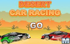 Desert Car Racing Go
