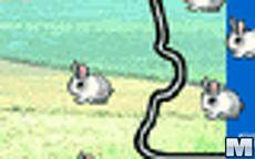 Cursor Love Bunny