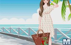 Straw Bags Dress Up