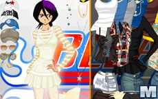 Bleach Dress Up Rukia