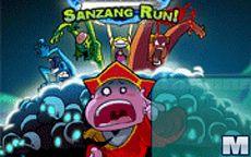 Journey To The Chaos - Sanzang Run!