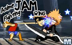 Anime Fighting