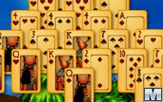 Pyramid Solitaire - Ancient Egypt